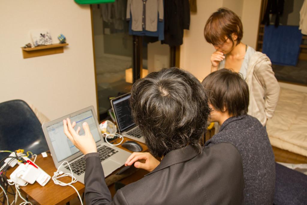2013年11月02日22時30分02秒 5184 x 3456 Canon EOS Kiss X4 1-60 秒 (f - 4.0)