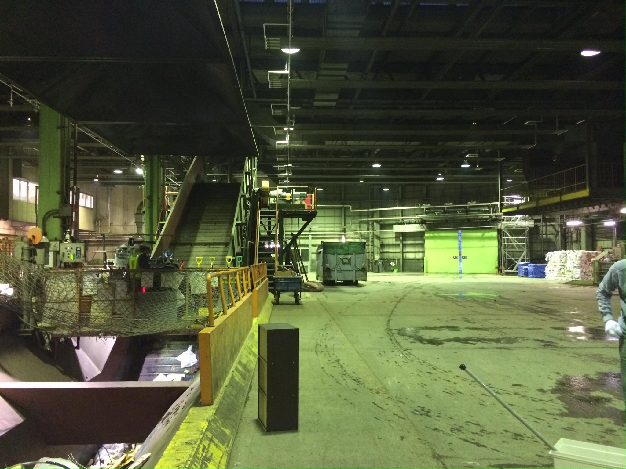 駒岡 清掃 工場