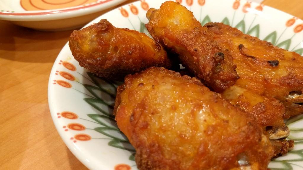 辛味チキン(299円)