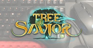 Tree of Saviorの操作方法を考察してみた